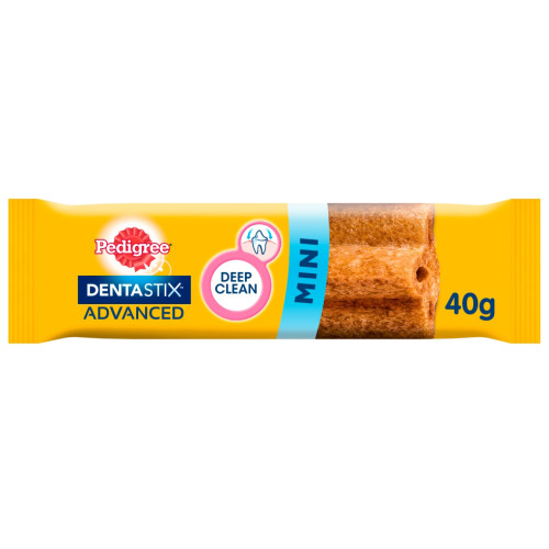 Pedigree Dentastix Advanced Dental Dog Treat Small Dog 5 - 10kg - 1 Chew