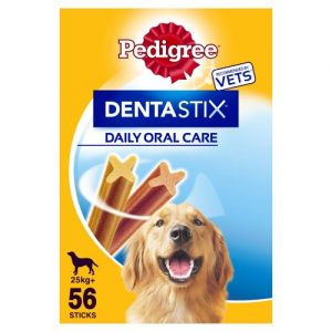 Pedigree Dentastix Large Adult Dog Treats 56 Stick