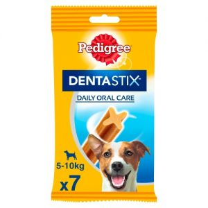 Pedigree Dentastix Small Dog Treats 7 Stick