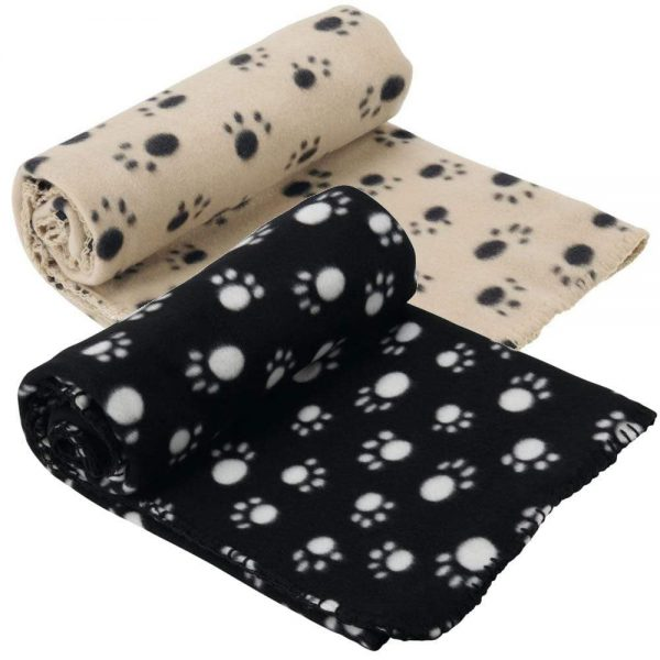 Bunty Fleece Dog Blanket - Christmas Charity Campaign for Dogs Home