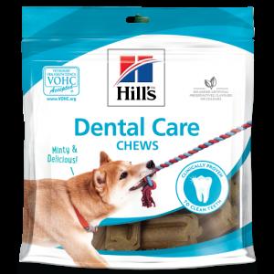 Hills Dental Care Chews Dog Treats 170g x 6 SAVER PACK