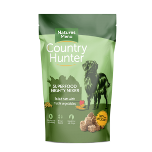 Natures Menu Country Hunter Mighty Mixer Biscuit Adult Dry Dog Food 1.2kg