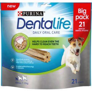 Purina Dentalife Small Dog Chews 21 Stick