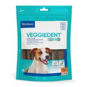 Virbac Veggie Dent Dental Dog Chews Small Dog x 60 Stick SAVER PACK