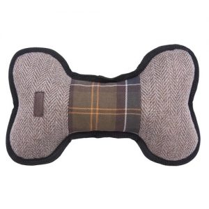 Barbour Bone Dog Toy Bone Toy