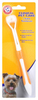 Arm and Hammer 3 Sided Toothbrush for Dogs - Single