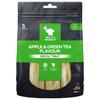 Billy and Margot Dental Treats - Apple and Green Tea - S/M - 5 Sticks