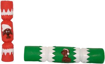 Christmas Cracker Dog Toys
