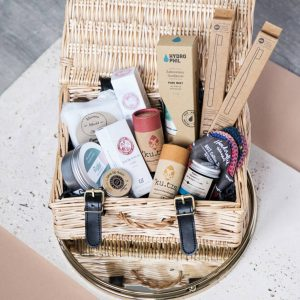 Deluxe Organic Bath And Body Sharebox Gift Set