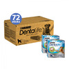 Dentalife Dog Dental Chews Bulk Pack - Dentalife Large Adult Dog Daily Chew - 72 Sticks - 2.56kg