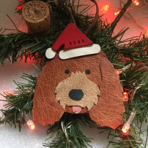 Goldendoodle Christmas Decoration Personalised Gift