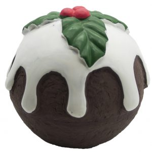Latex Christmas Pudding