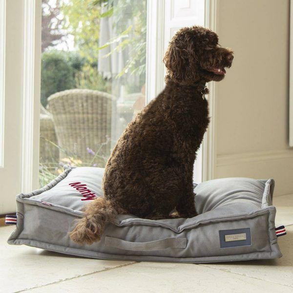 Personalised Canvas Pet Mattress