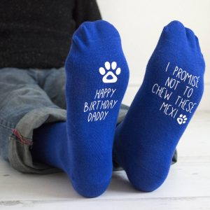 Personalised Socks From The Dog