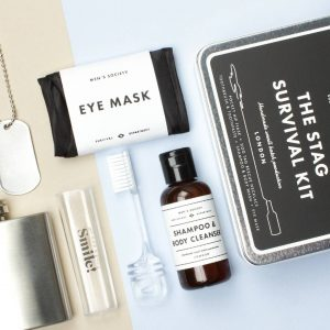 Stag Party Survival Kit