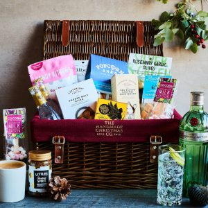 The After Party Gin Vodka Christmas Hamper