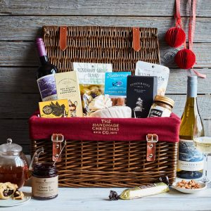 Time For Wine Christmas Wine Hamper