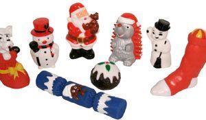Vinyl Christmas Dog Toys