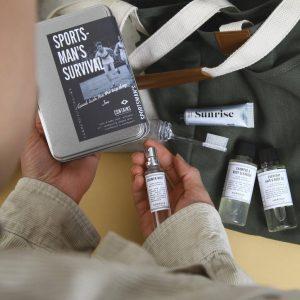 Sportsman's Pamper Personalised Letterbox Kit